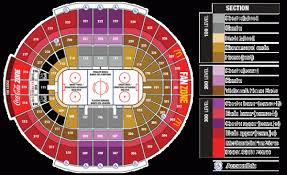 Canadian Tire Centre Detailed Seating Chart Ottawa Senators Home Schedule 2019 20 Seating Chart