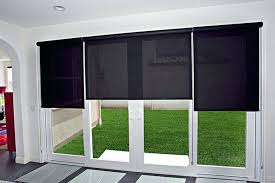 blinds for sliding doors glass australia cellular