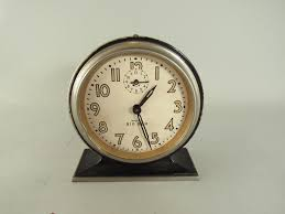 vintage westclox big ben wind up alarm clock works missing glass 1930 s 1 of 6only 1 available