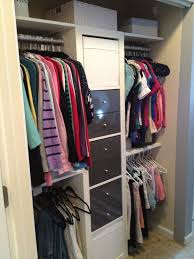 A Dream Closet Makeover Ikea hack Kid closet and Organizations