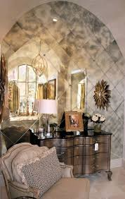 Best 25+ Antique mirror walls ideas on Pinterest | Distressed ...
