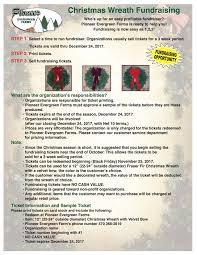 Fundraising Ideas For Organizations Christmas Wreaths