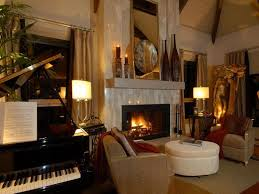 decorate fireplace with art design items