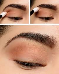 warm smokey eye makeup tutorial warm smokey eye makeup tutorial step 2