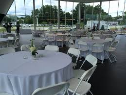 tablecloths for 60 round table white chairs and round tables at the showroom white tablecloths for