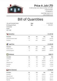 Estimating Job 7 Best Price A Job Estimating Software Reports Images