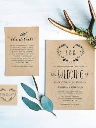 diy wedding invitation template. rustic wreath wedding invitation template diy d