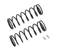 Team Associated B6 Spring Chart Front Springs V2 White 5 1 Lb In L70 9 25t 1 6d