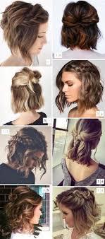 Coiffure Rapide Pour Mariage Coiffure Cheveux Mi Long Facile