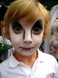 50 pretty and scary makeup ideas for kids 45