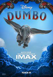 Poster zum Dumbo - Bild 7 auf 48 - FILMSTARTS.de