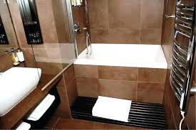 shower bath shower combo unit and combination mini bathtub combos for small image of soaking