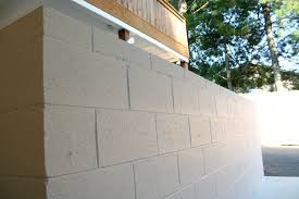little things bring smiles how to paint cinder block painting exterior concrete block walls