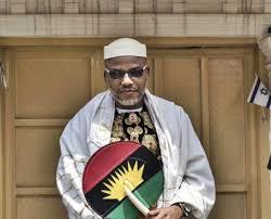 Reactions As Nnamdi Kanu Releases New Biafran Flag (Photo) — AbaCityBlog