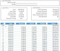 loan amortization calculator biweekly loan amortization calculator oyle kalakaari co