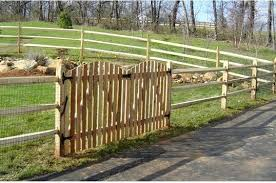 rail fence styles. Wood Fence Styles Split Rail With Picket Gate Ideas Privacy