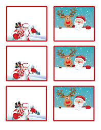 easy letter from santa magical package gift tags christmas how about some printable gift tags for those gifts from your kitchen
