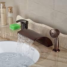 popular waterfall roman tub faucetbuy cheap waterfall roman tub