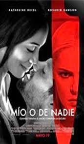 Mío o de nadie (2017)