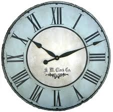40 inch wall clock better homes and gardens inch og atomic wall clock at 40 inch wall clock