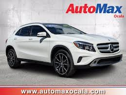 Gla exclusive edition (gla 250 e only). 2017 Used Mercedes Benz Gla 250 Suv For Sale Ocala Near Gainesville A7812a