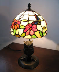stained glass lamp stained lamp extreme popularity stained glass lamp lighting equipment sten degas ras stands light owl owl owl lighting glass interior