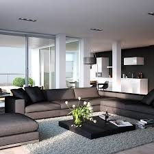 Painting Living Room Gray Light Gray Living Room Brown Faux Leather Reclining Sofa Human
