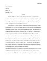 language and social class essay sorcha vikter english jacobs  2 pages summary e