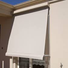 diy or fully installed outdoor auto awning blinds