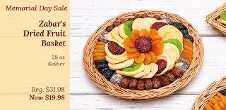 dried fruit basket on now