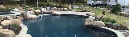 Backyard Swimming Pool Designs Awesome Shelley Hill Inc Millbrook NY US 48