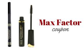 running low on makeup there is a new high value max factor makeup coupon available today
