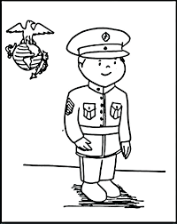 Marine Coloring Pages Grandmasticlub