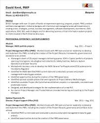 Management Resume Examples Cool PMP Project Management Resume Program Management Resume Examples