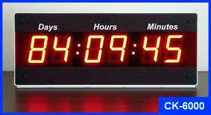 Countdown Clock For Powerpoint Presentation Clock Timers Day Countdown Timer Countdown Clock Ios Clock Timer For