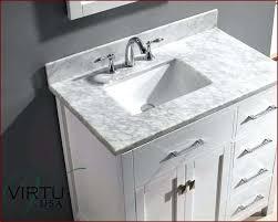 Bathroom Vanitiy Simple 48 Bathroom Vanity With Top White Bathroom Vanity For Popular Single