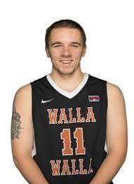 Wesley Burke - 2017-18 - Men's Basketball - Walla Walla University Athletics
