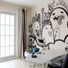 Just in case you're feeling as adventurous as we have been with our painting  lately, here are 10 awesome wall painting designs that are full of colour,  ...