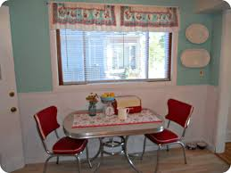 charming images of retro style kitchen table and chair beautiful small retro dining room decoration