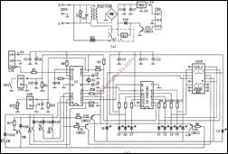electronic circuits 8085 projects blog archive rice rice cooker circuit