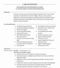 Best Buy Resume Examples Geek Squad Consultation Agent Resume Example Best Buy Stores