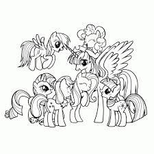Kleurplaat My Little Pony Spike With Regard To Little Pony Filmpjes