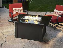 propane fire pit table cover beautiful unique round canada tab