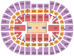 Wintrust Arena Seating Chart Concert Basketball Tickets Zero Fees Payment Plans Available