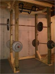 diy squat rack with pull up bar randle taylor home built power rack