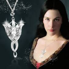 fit to viewer prev next vintage fashion arwen s evenstar necklace lord of the rings silver pendant