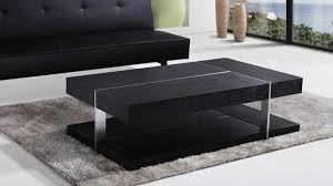 Models Black Contemporary Sofa Tables Coffee Table Inspiring Modern And Grey Throughout Design