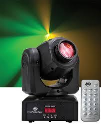 adj american dj inno pocket spot moving head led light