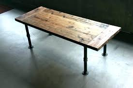 pipe leg coffee table industrial pipe table legs pipe leg coffee table ideal for home decor pipe leg coffee table