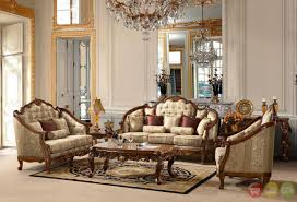 Antique Style Living Room Furniture